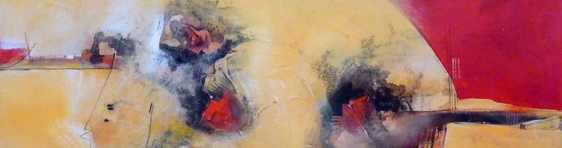 Acrylmalerei mit Eftichia Schlamadinger