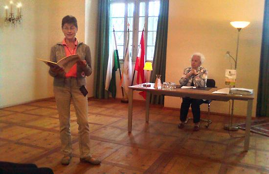 Hans Bäck - Lyrik Seminar